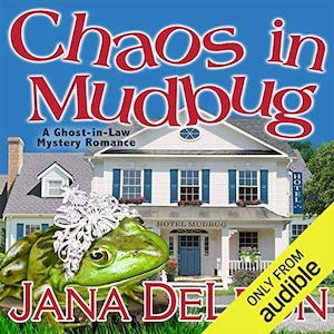 Excerpt: Chaos in Mudbug audiobook by Jana DeLeon