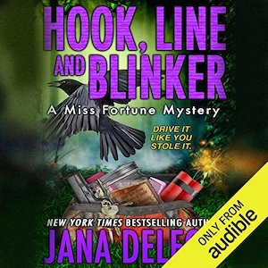 Excerpt: Hook, Line and Blinker audiobook by Jana DeLeon