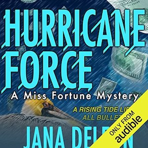 Excerpt: Hurricane Force audiobook by Jana DeLeon