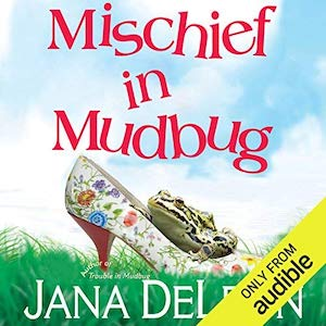 Excerpt: Mischief in Mudbug audiobook by Jana DeLeon