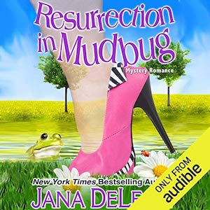 Excerpt: Resurrection in Mudbug audiobook by Jana DeLeon