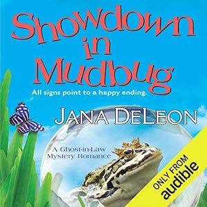Excerpt: Showdown in Mudbug audiobook by Jana DeLeon