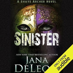 Excerpt: Sinister audiobook by Jana DeLeon