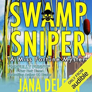 Excerpt: Swamp Sniper audiobook by Jana DeLeon