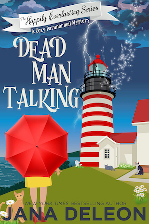 Dead Man Talking by Jana DeLeon
