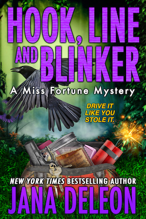 Hook, Line and Blinker by Jana DeLeon