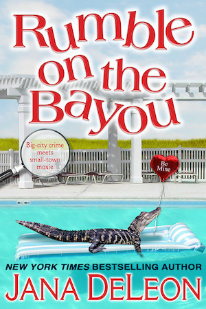 Excerpt: Rumble on the Bayou