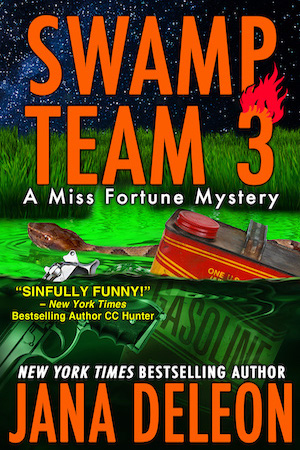Swamp Team 3 by Jana DeLeon
