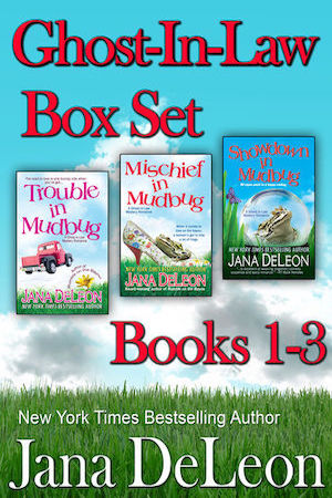Ghost-in-Law Boxed Set