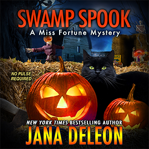 Excerpt: Swamp Spook audiobook by Jana DeLeon