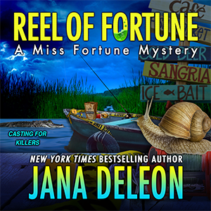 Excerpt: Reel of Fortune audiobook by Jana DeLeon