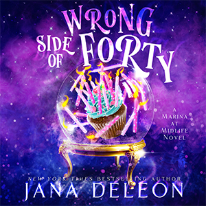 Excerpt: Wrong Side of Forty audiobook by Jana DeLeon
