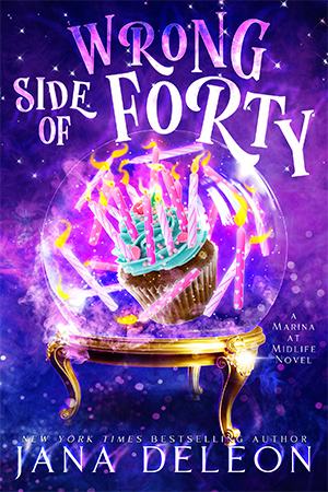 Excerpt: Wrong Side of Forty