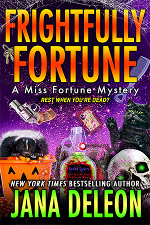 Excerpt: Frightfully Fortune
